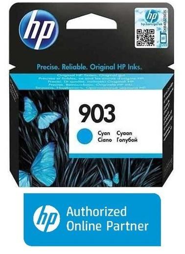 HP HP T6L87AE (903) MAVI ORJINAL MUREKKEP KARTUŞU  Renkli
